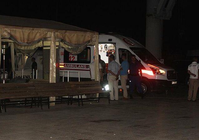 AB'den Ege Denizi'nde hayatını kaybeden vatandaşların cenaze nakline tepki