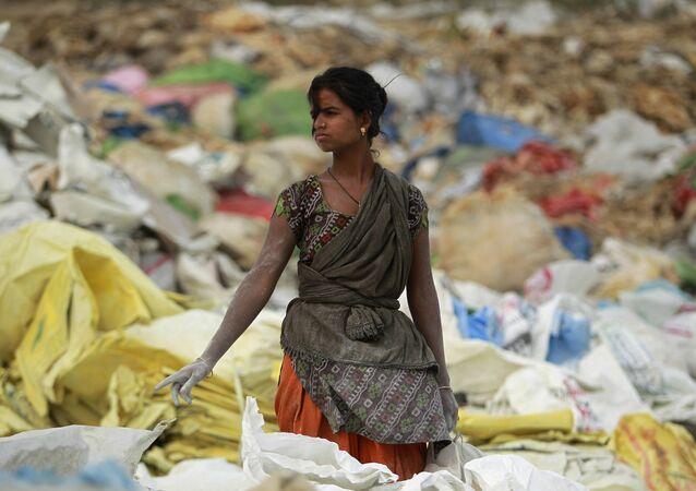 Hindistan-Yoksulluk