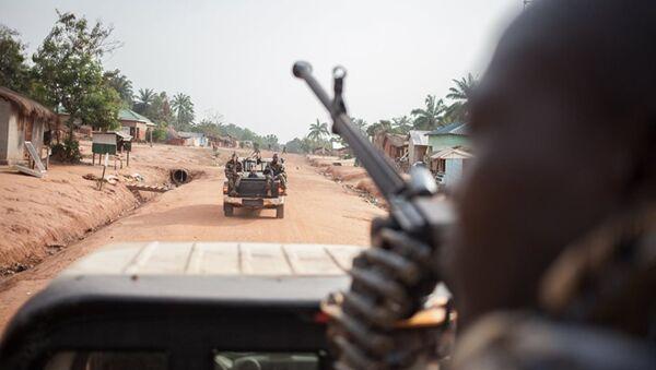 Soldiers in Central African Republic - Sputnik Türkiye
