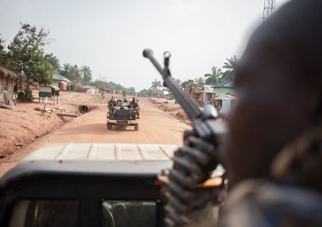 Orta Afrika