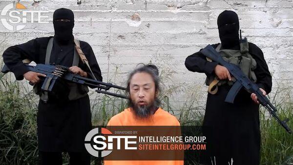 Suriye'deki Japon rehine Jumpei Yasuda - Sputnik Türkiye