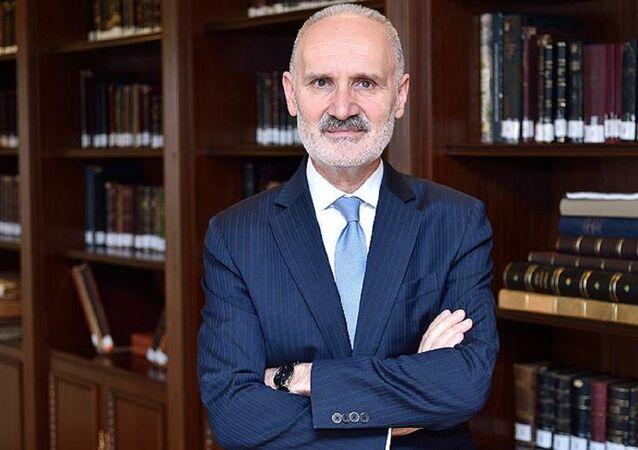 Şekib Avdagiç- İTO Başkanı