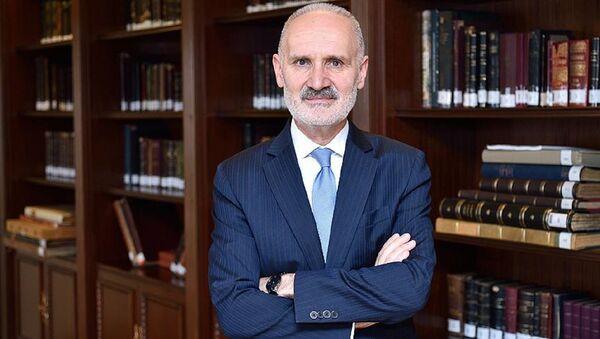 Şekib Avdagiç- İTO Başkanı - Sputnik Türkiye