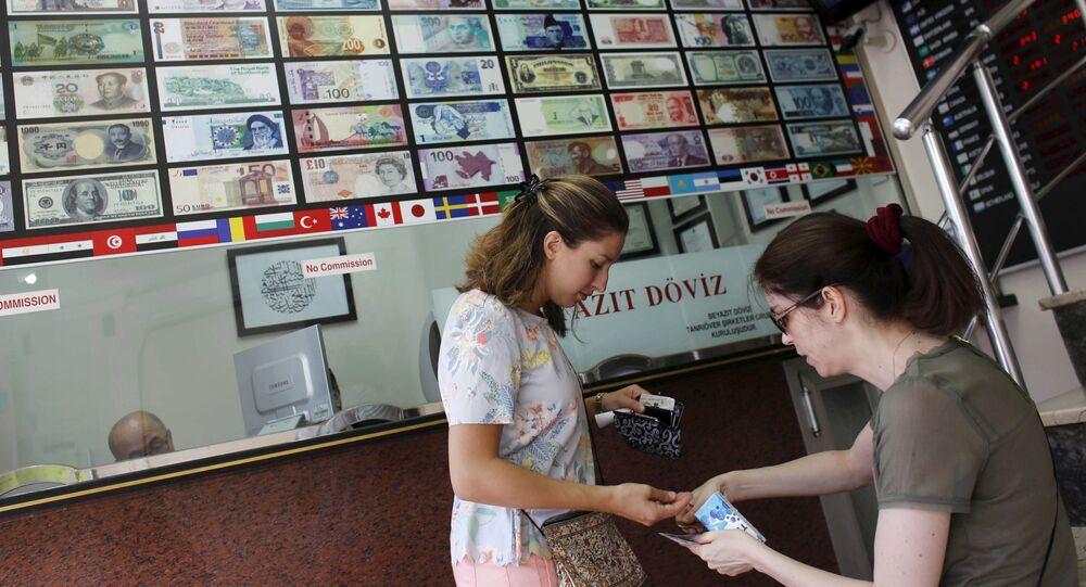 Türk Lirası, dolar, döviz, para