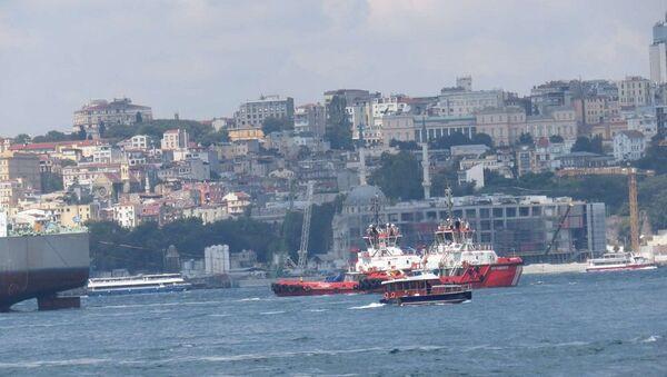 İstanbul Boğazı, tanker, arıza - Sputnik Türkiye
