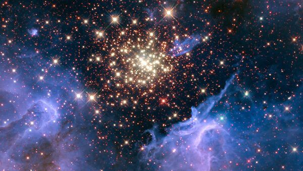 Hubble Teleskobu'yla uzayda 'elektrik yüklü küçük toplar' keşfedildi - Sputnik Türkiye