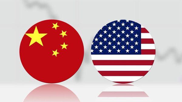 Çin - ABD - Sputnik Türkiye