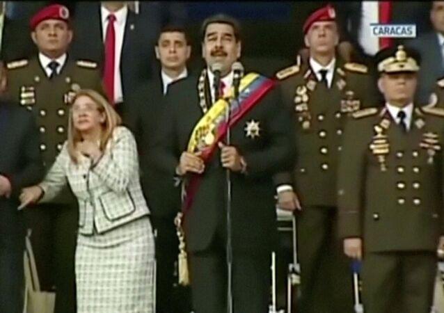 Nicolas Maduro, suikast girişimi
