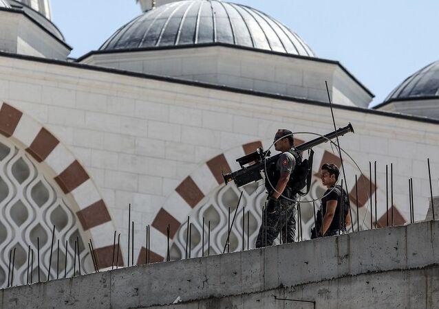 Erdoğan'a 'füze'li koruma