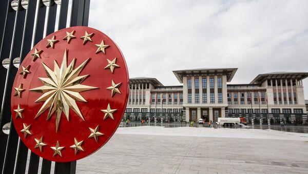 Cumhurbaşkanlığı - Sputnik Türkiye