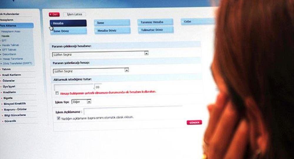 İnternet bankacılığı / Mobil bankacılık