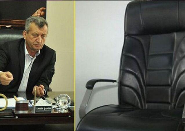 Menemen Belediyesi Başkanı CHP'li Tahir Şahin