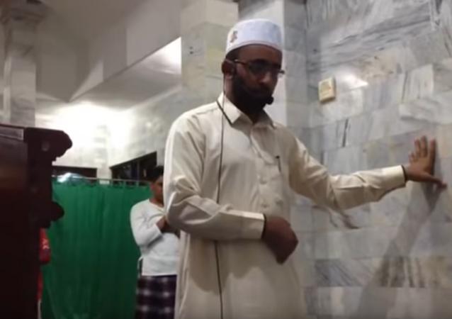 Endonezya - imam