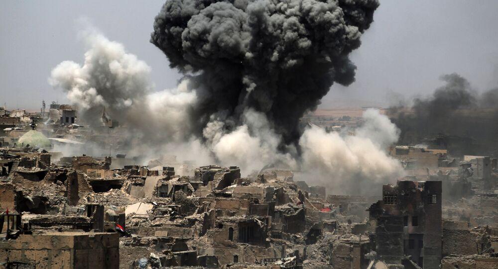 Savaşın izlerini taşıyan şehirler