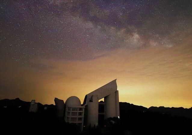 Çin Ulusal Astronomik Gözlemevi