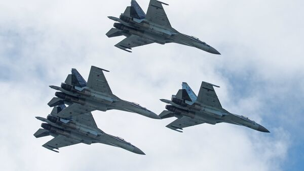 Su-35 - Sputnik Türkiye