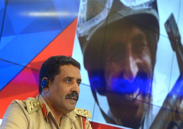 Libya ordusu sözcüsü Ahmed Mismari