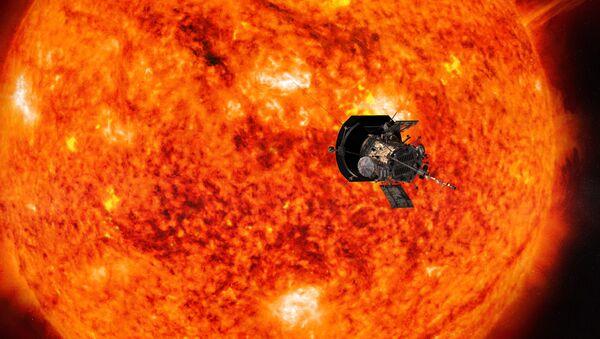 NASA'nın Parker Solar Probe adlı uzay aracı - Sputnik Türkiye