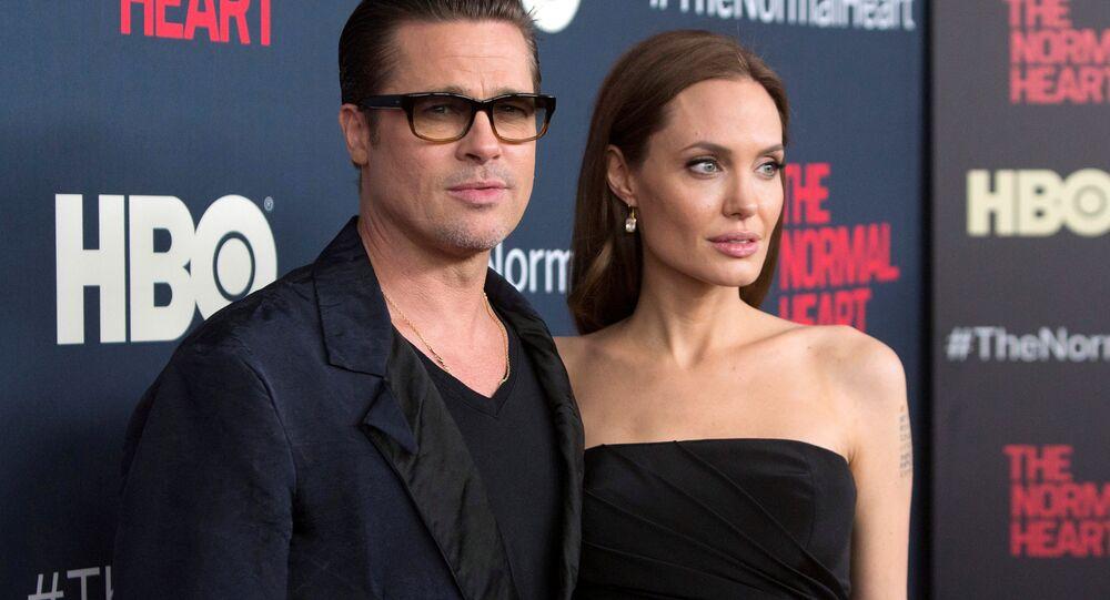 Brad Pitt ve Angelina Jolie