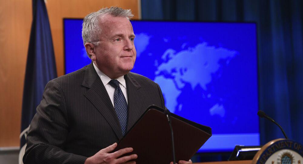 ABD Dışişleri Bakan Yardımcısı John Sullivan