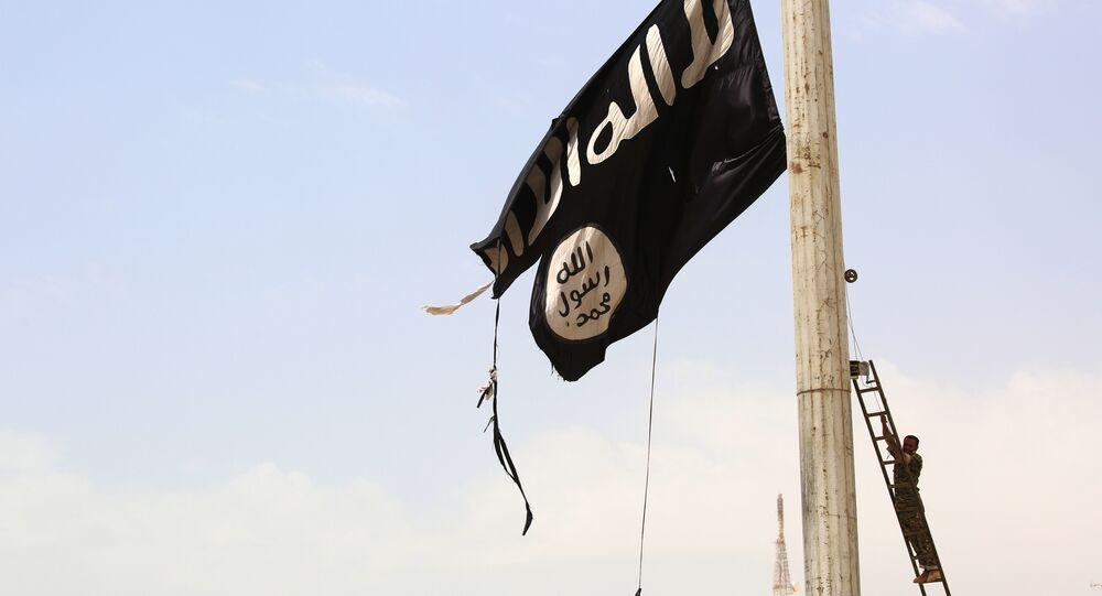IŞİD bayrağı