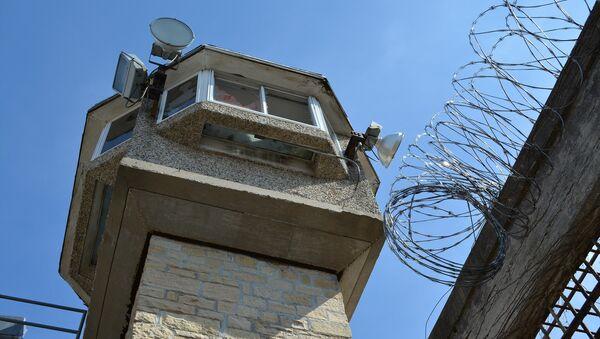 Guard tower in prison - Sputnik Türkiye