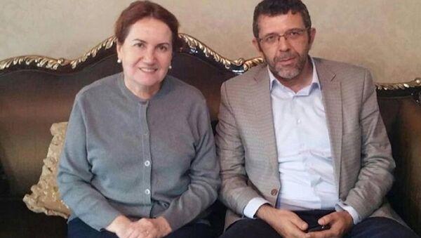 Yasin Öztürk - Sputnik Türkiye
