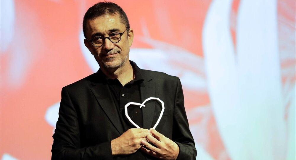 Ünlü senarist ve yönetmen Nuri Bilge Ceylan
