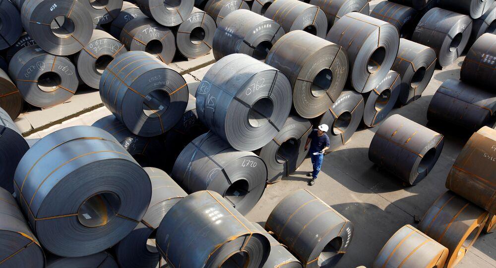 Çelik- Gümrük vergisi