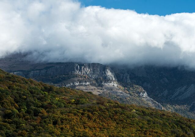 Fall in Crimea