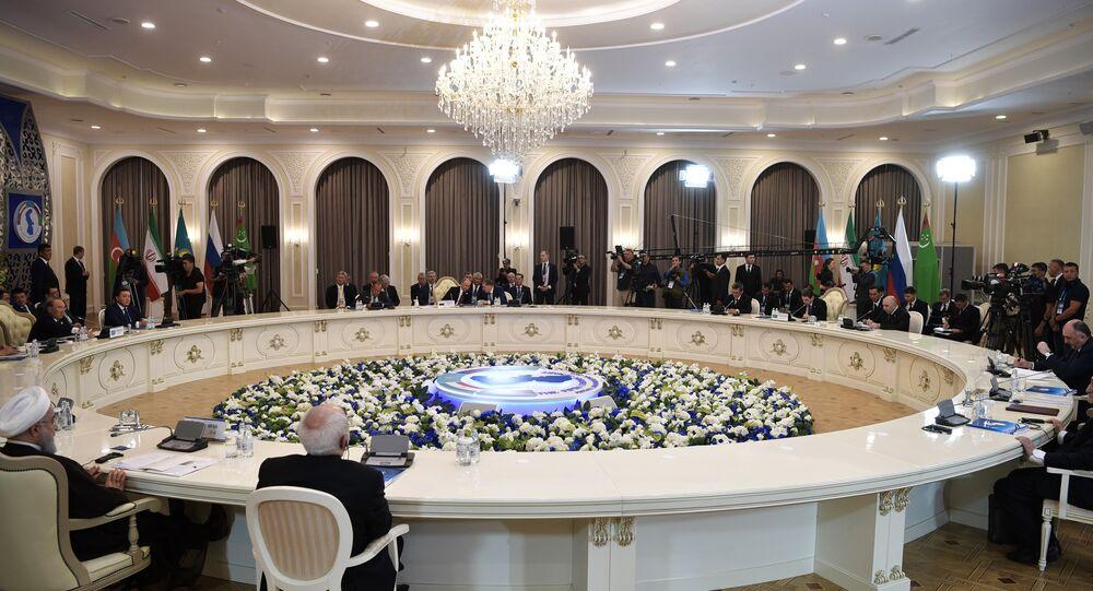 Hazar Ülkeleri Devlet Başkanları Zirvesi