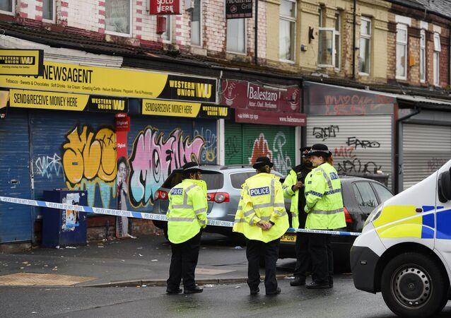 Manchester-Saldırı