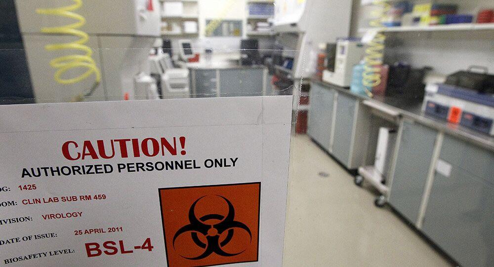 ABD - laboratuvar