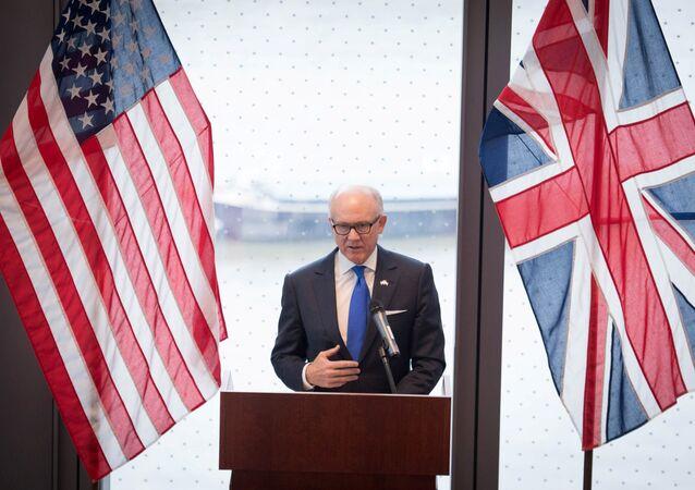 ABD'nin Londra Büyükelçisi Woody Johnson