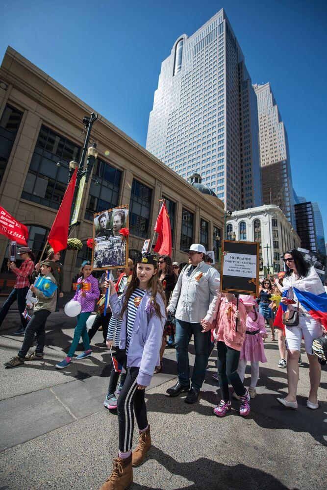 Osaka'yı, Kanada'nın Alberta eyaletinin en büyük kenti olan Calgary 4. sırada takip etti.