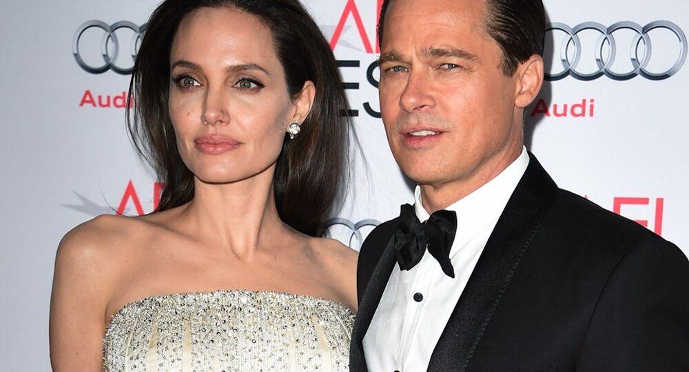 Brad Pitt-Angelina Jolie