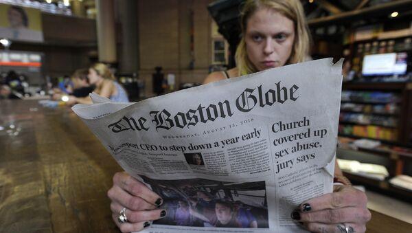 Boston Globe - Sputnik Türkiye