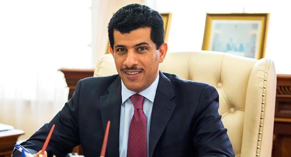 Katar'ın Ankara Büyükelçisi Salim Bin Mübarek Al Şafi