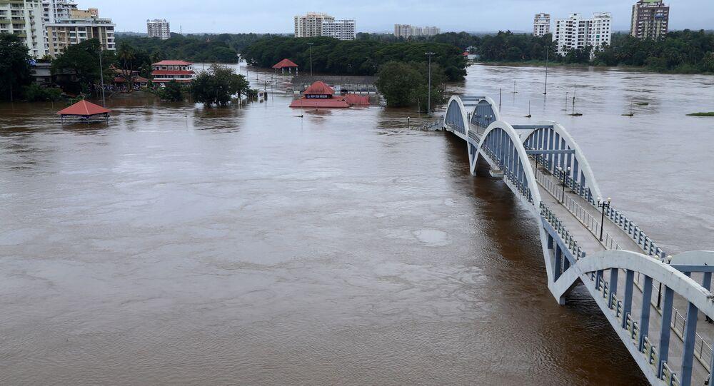 Hindistan - muson yağmurları