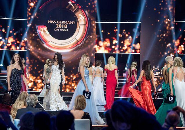 Miss America'dan sonra Miss Germany'de mayo kategorisni yarışmadan çıkartma kararı aldı