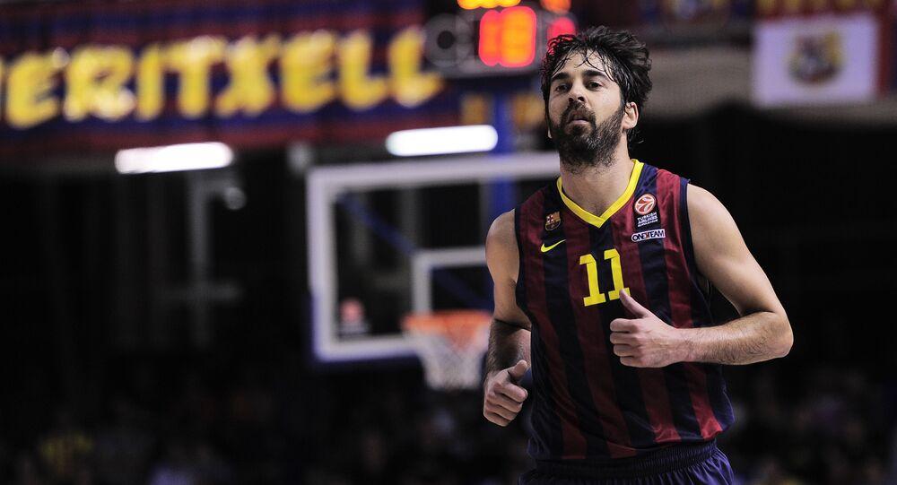 İspanyol basketbol efsanesi Navarro, aktif basketbol hayatını noktalandırdı