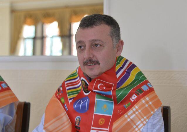 737. Ertuğrul Gazi'yi Anma ve Yörük Şenlikleri kapsamında Yörük Kurultayı, Bilecik Valisi Tahir Büyükakın başkanlığında gerçekleştirildi