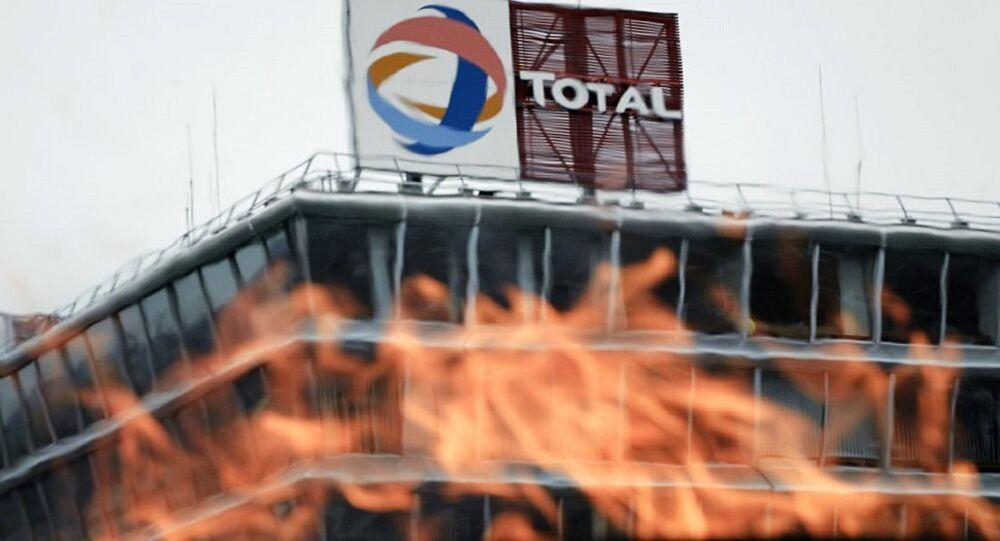 Fransız enerji şirketi Total