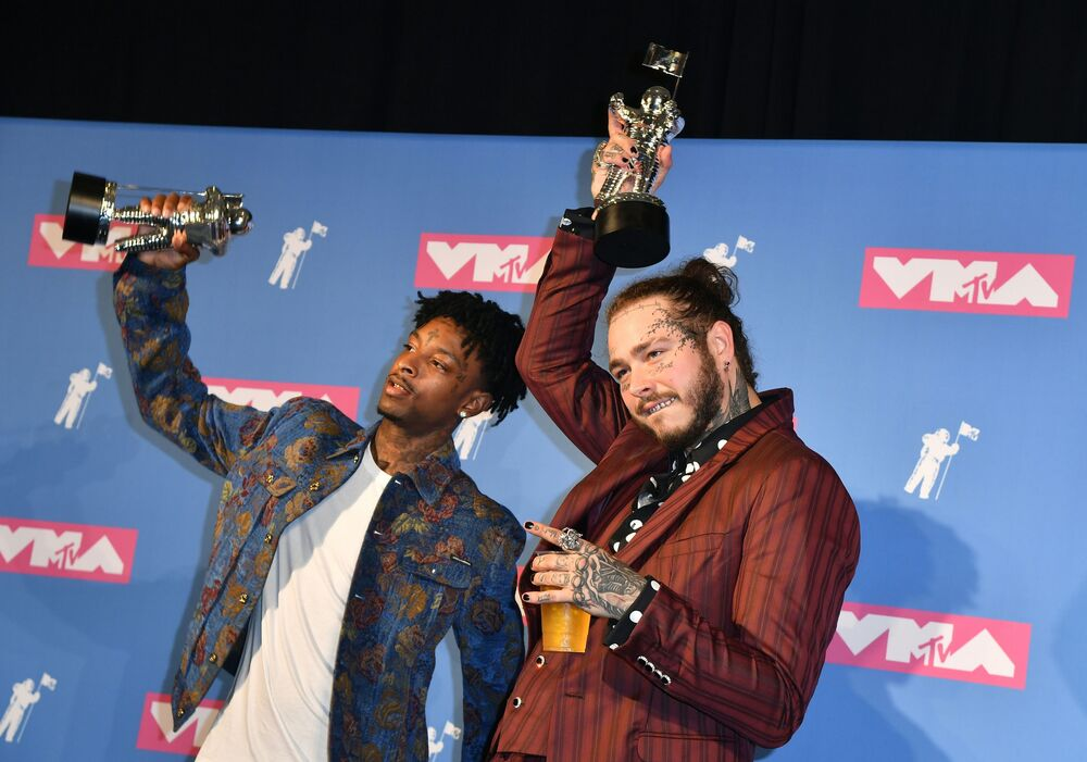 2018 MTV Video Müzik Ödülleri