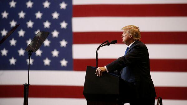 US-Präsident Donald Trump - Sputnik Türkiye