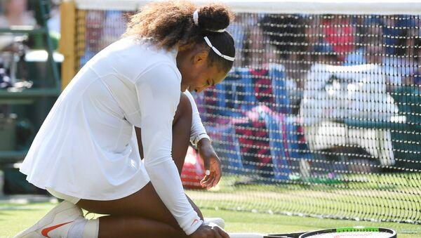 ABD'li tenisçi Serena Williams - Sputnik Türkiye