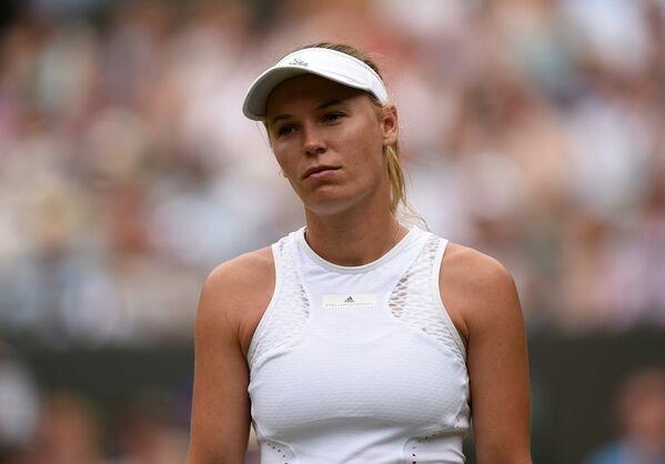 Danimarkalı tenisçi Caroline Wozniacki - Sputnik Türkiye