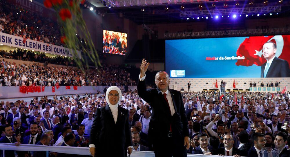 Cumgurbaşkanı Recep Tayyip Erdoğan- Eşi Emine Erdoğan