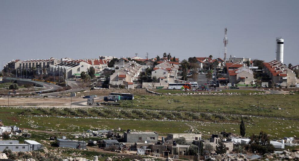 Batı Şeria'daki Adam adlı Yahudi yerleşimi