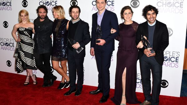 The Big Bang Theory - Sputnik Türkiye